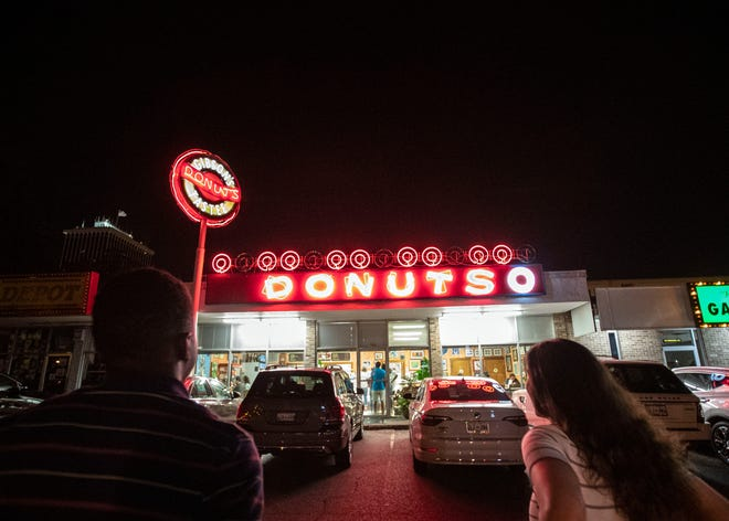 Gibson's Donuts, the 24 hours, closed on Christmas day doughnut shop opened more than 50 years ago.