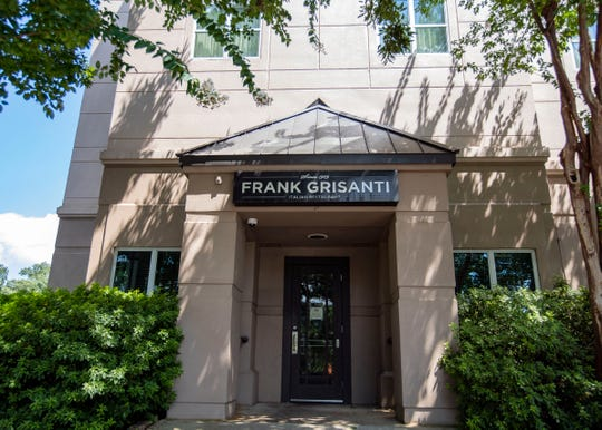 Frank Grisanti's at S. Shady Grove Rd, August 2, 2019.