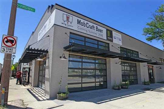 MobCraft was named of the 10 coolest spots for craft beer by Men's Journal.