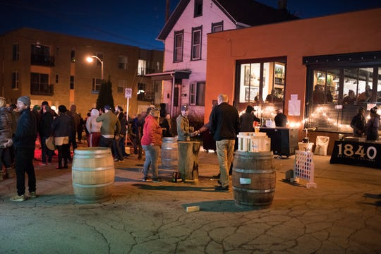 1840 is one of three breweries throwing a block party for its anniversary.