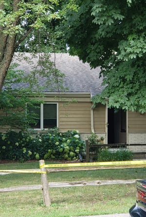 City of Brookfield squads were dispatched on Aug. 4 to the 400 block of Leanore Lane for a report of a 56 year old male who was found deceased by friends.  Crime tape was placed around the home.