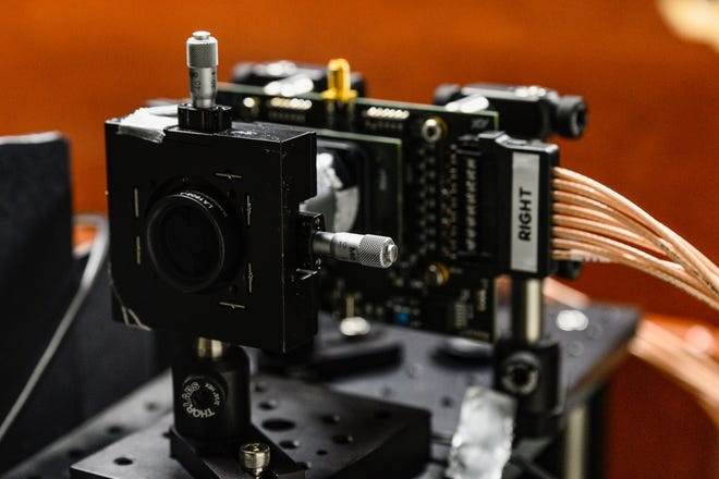 "Researchers in Wisconsin and Spain have developed a ""virtual camera"" that can see around corners."