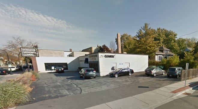 Developer Thomas Schafer plans to demolish the former Shorewood Queensway Cleaners, as well as a neighboring home at 1808 Marion St.