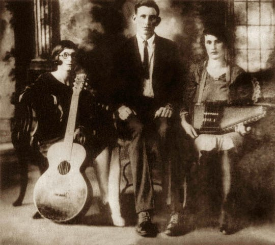 "The Carter Family is one of country music earliest performers that recorded between 1927 and 1956. One of their biggest hits is ""Can the Circle Be Unbroken (By and By)."""