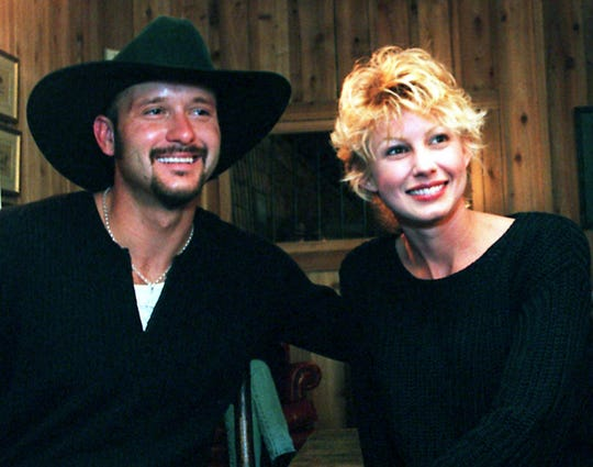 Tim McGraw and Faith Hill celebrate their 23rd wedding anniversary