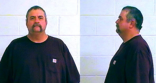 Jimmy Stanley, 51, of Alamogordo, was charged with stealing cash from a local Elk's Lodge in June 2019.