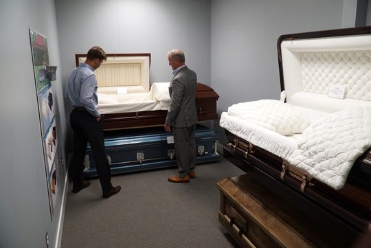 Limiting the number of people who can attend funerals, visitations and burials could cause a long-term issue for loved ones whose grief is unresolved.