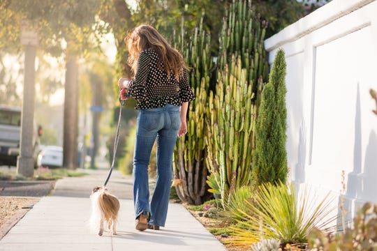 If you're still feeling antsy and couch-based entertainment just isn't doing the trick, ask a friend to join you for a short walk.
