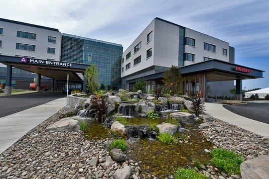 Memorial Hospital's move to new West Manchester facility begins next