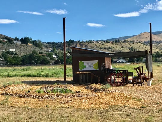 Reno Food Systems, a local nonprofit that offers an urban farm, shown here, and other food programs, is participating in the inaugural Local Food Week Aug. 11-17, 2019, in Reno.