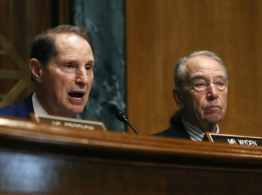 Sen. Ron Wyden (D-OR).