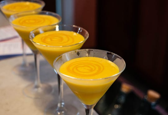 Try boozy mango lassi at Raas, the first Indian restaurant in Lewes. Wednesday, July 31, 2019.