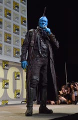 "Yondu (Michael Rooker) from Marvel Studios' ""Guardians Of The Galaxy"" will appear at Geek'd Con in Shreveport."
