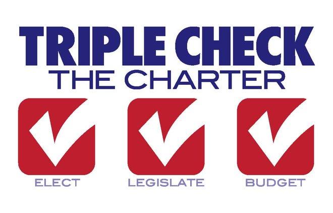 Triple Check the Charter logo