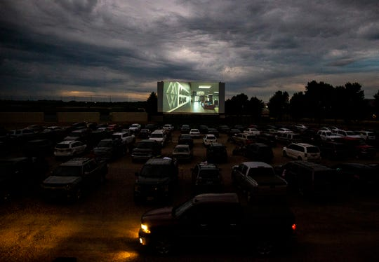 The Verne Drive-In screens The Lion King, Friday, Aug. 2.