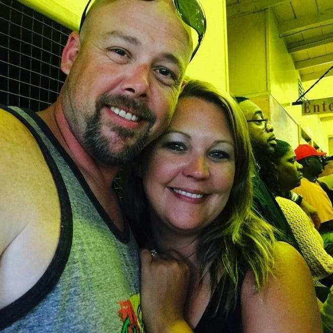 Jamin and Kimberly Seabert were killed in a traffic accident Saturday.