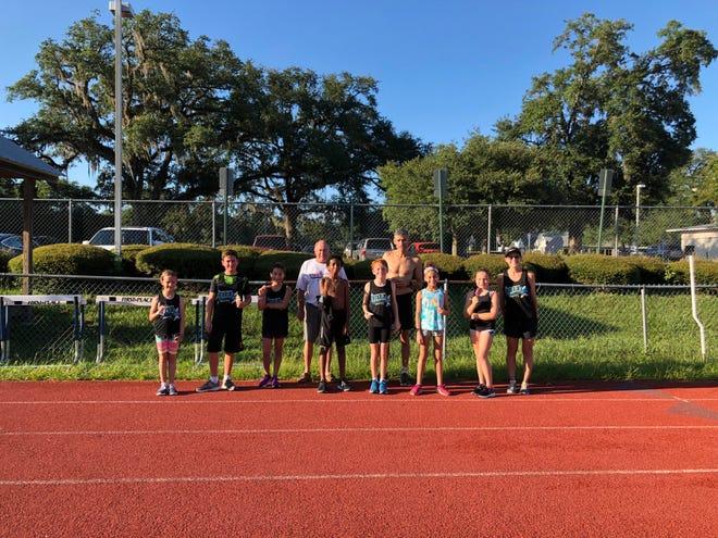 Summer Mornings Include Running Fun helps kids prepare for cross country season.