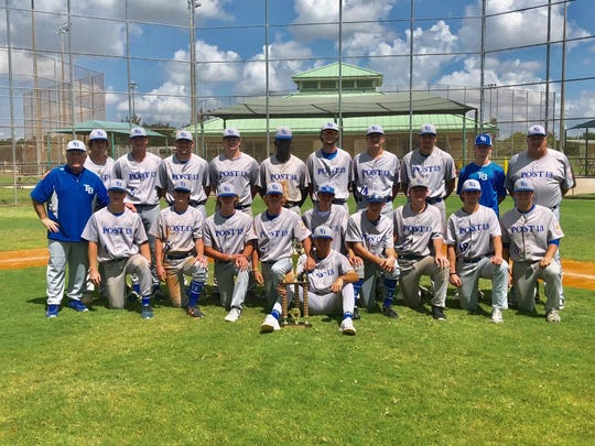 Tallahassee Post 13 captured a state-record fifth consecutive American Legion state championship on July 28 in Tampa.