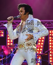 Kraig Parker will bring Elvis to Summer's Last Blast from 7 to 9:30 p.m. tonight at the Wilbarger Auditorium, 2100 Yamparika, Vernon, Texas.