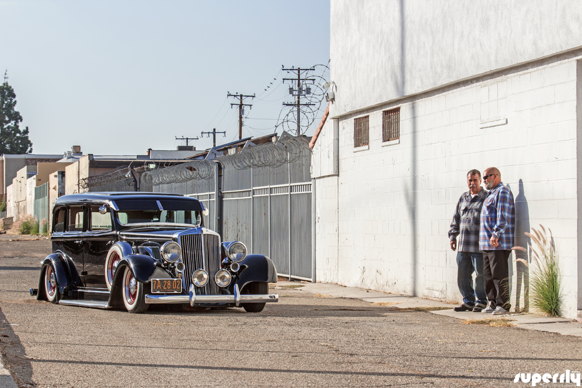 Low and slow: These Lowriders celebrate the culture of custom cars