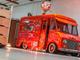 Mister Cartoon Ice Cream Van