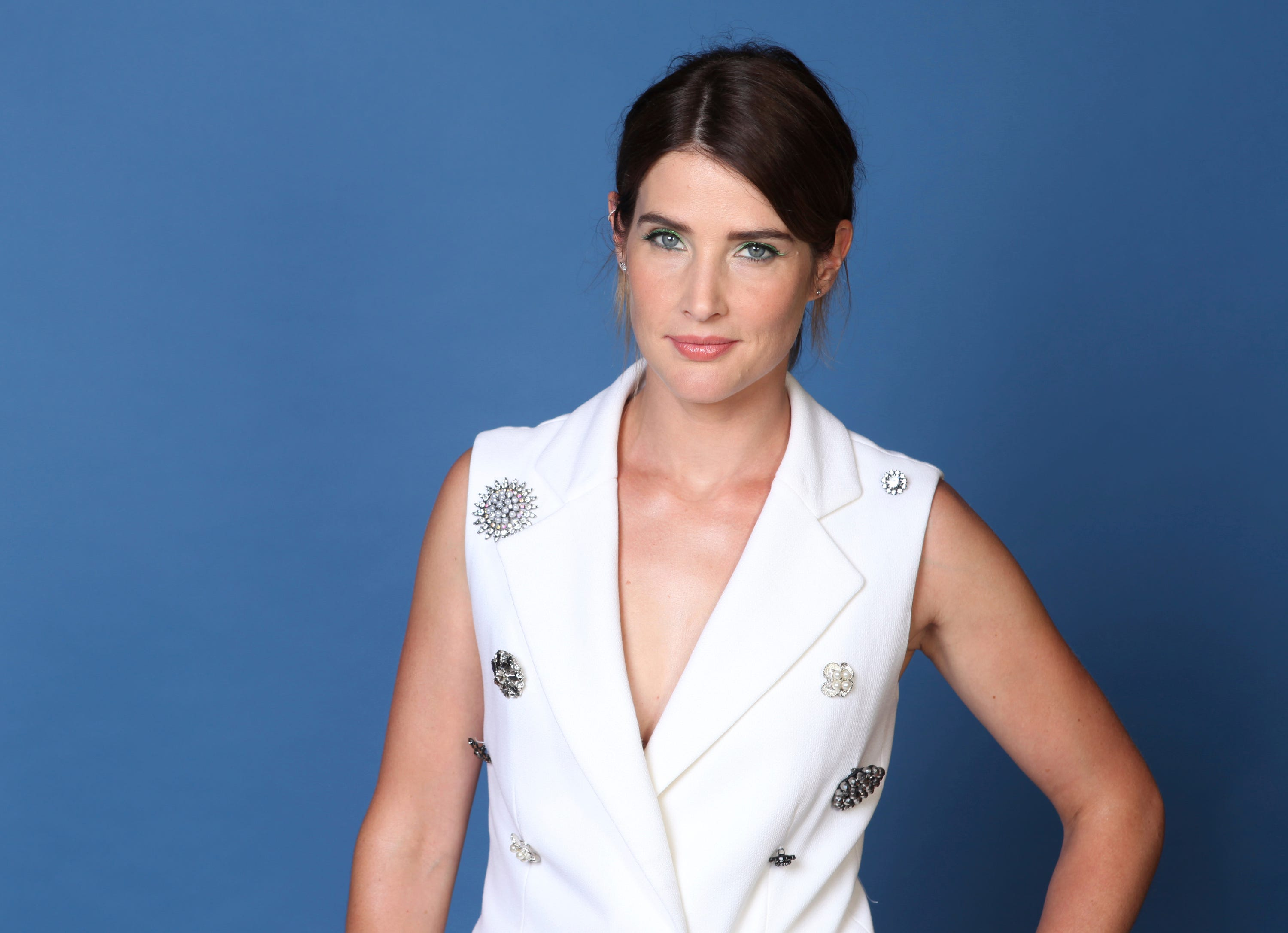 Cobie Smulders Says Going Through Cancer Made Her Stronger