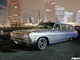 Chevy Impala Wagon lowrider In Tokyo Japan.