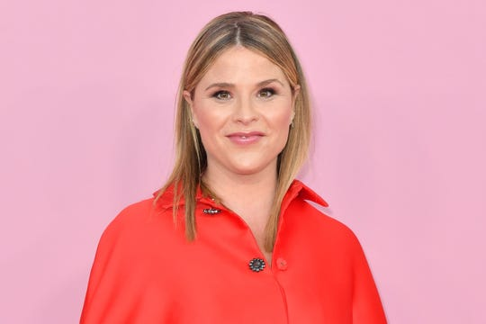 Jenna Bush Hager treated to tacos and donuts by sister in the hospital