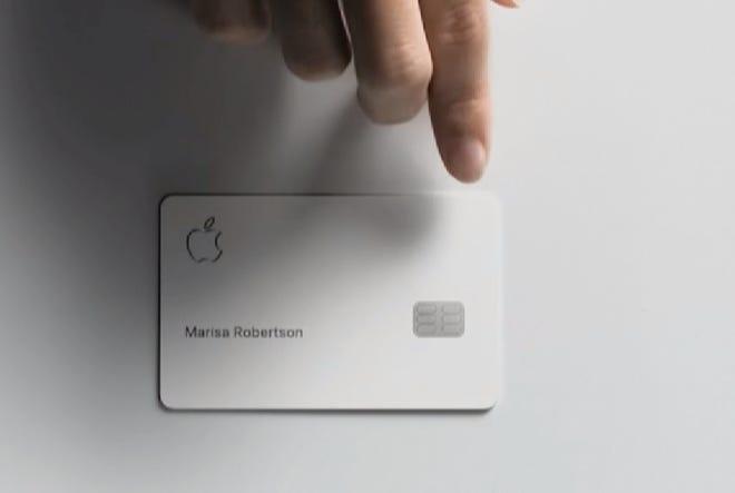 Coronavirus: Apple Card holders can apply to skip interest payment