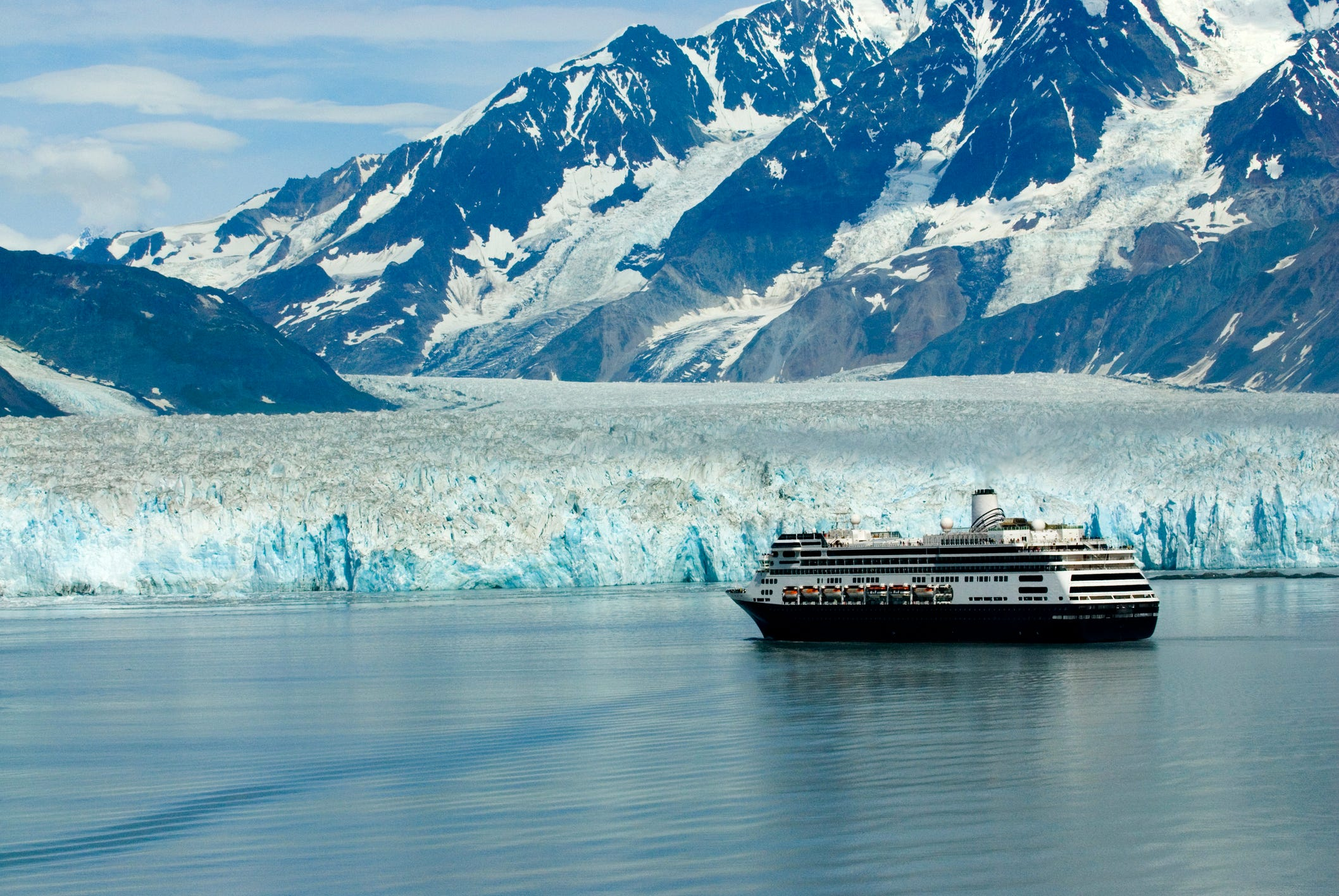 President Biden to sign Alaska tourism act to allow cruise ships to visit the state this year