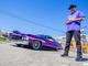 Cypress Hill rapper B-Real and his Chevy Caprice Impala La California.
