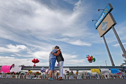 A mass shooting left 22 dead at a Wal-Mart in El Paso, Texas on Saturday.