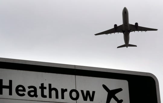 Labor unions and Heathrow Airport officials agreed Sunday to keep talking through their pay dispute, averting the start of a two-day strike that was set to begin Monday.