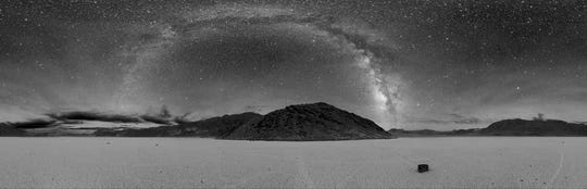 Death Valley, California: The lowest point in North America, California's Death Valley National Park, can offer fantastic night-time views.