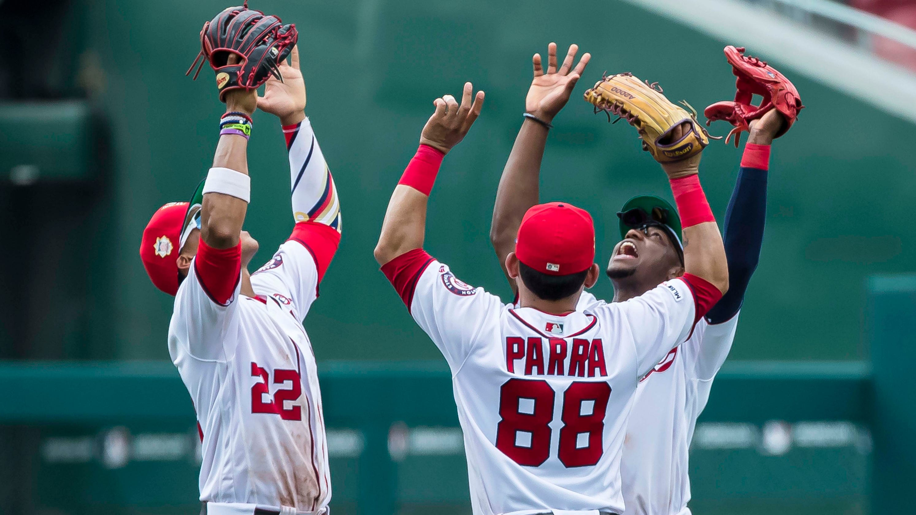After hitting rock bottom, Nationals are revitalized – and a terrifying postseason opponent