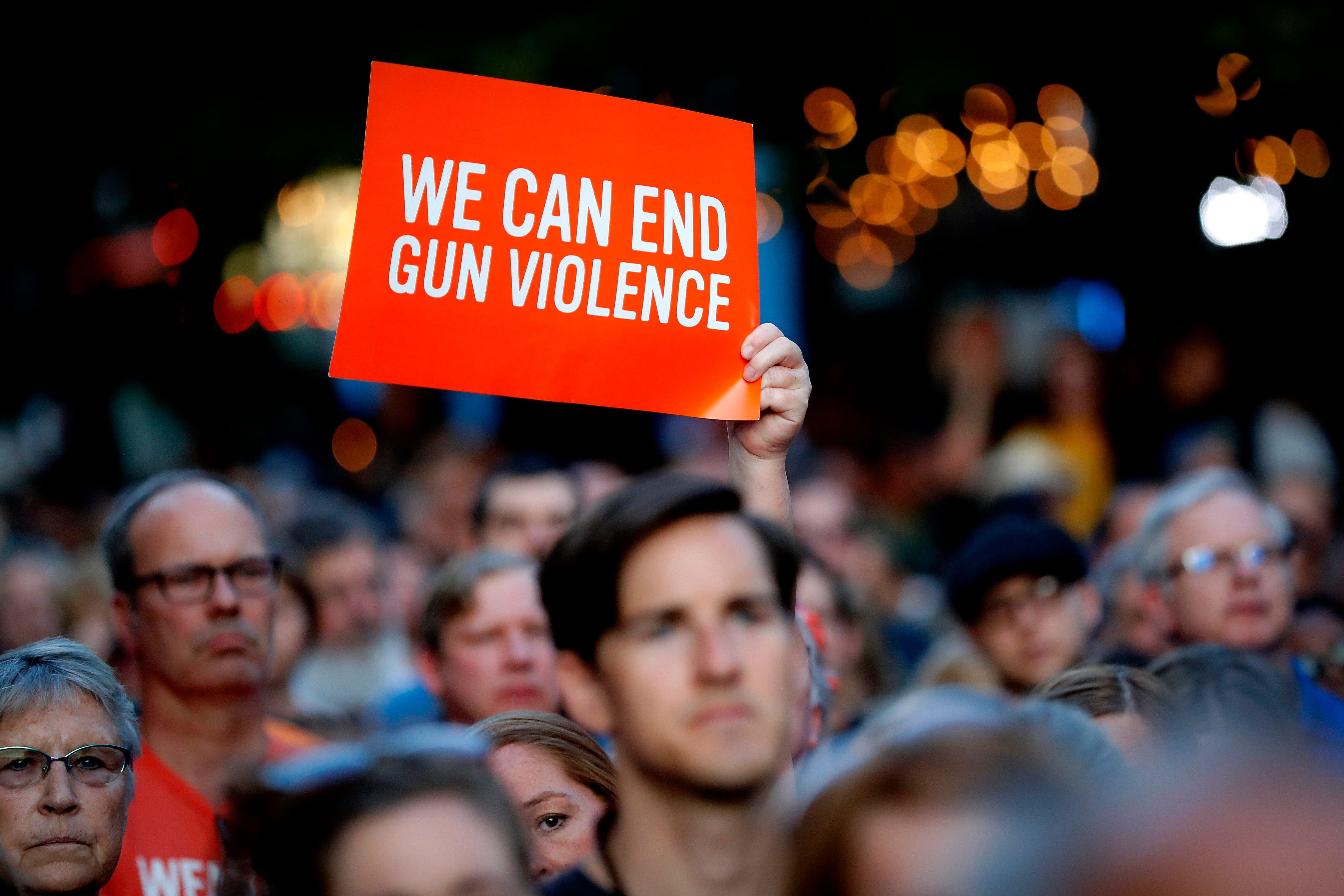 Shooting In Ohio El Paso Gilroy Shooters Had Links To Misogyny