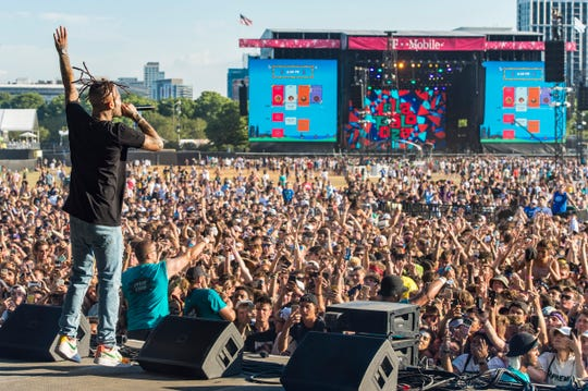 A festival-goer dies at Lollapalooza for the second year in a row