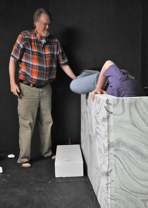 """Abilene Community Theatre continues its """"NIght of One Acts"""" Friday and Saturday."""