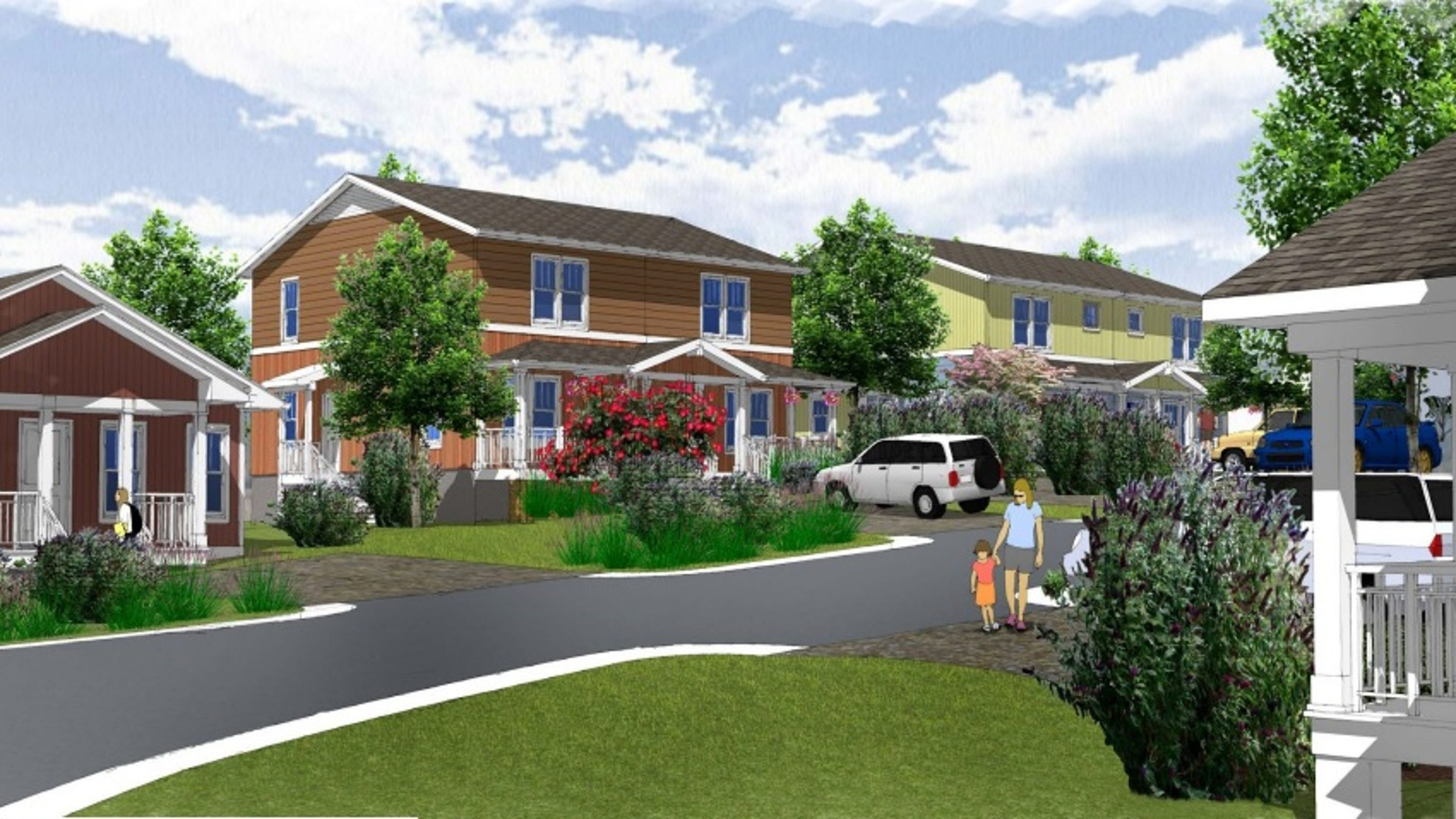 County board approves loan for 98-unit affordable home neighborhood