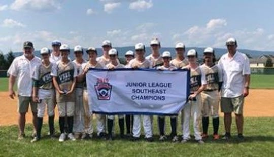 Viera Suntree Little League Juniors won the Southeast Regional in Broadway, Virginia, and are now headed to Taylor, Michigan, for the World Series.