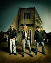 The ZZ Top – 50th Anniversary Tour comes to Brevard County on Tuesday, Oct. 22.