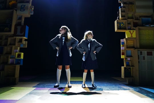 """Matilda"" is playing at Titusville Playhouse through Sept. 1."