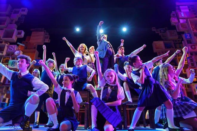 """Matilda"" is playing at Titusville Playhouse through Sept. 1."