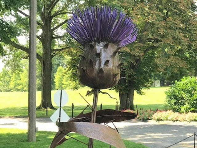 Over the Garden Fence: Mystery trip lands garden club in Akron
