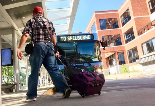 Transit app comes to Vermont: Field test the bus ride platform