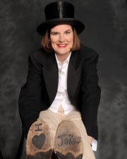 Paula Poundstone returns to the Flynn Center on Oct. 12.