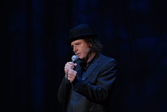 Comedian Steven Wright performs in Burlington on Nov. 15.