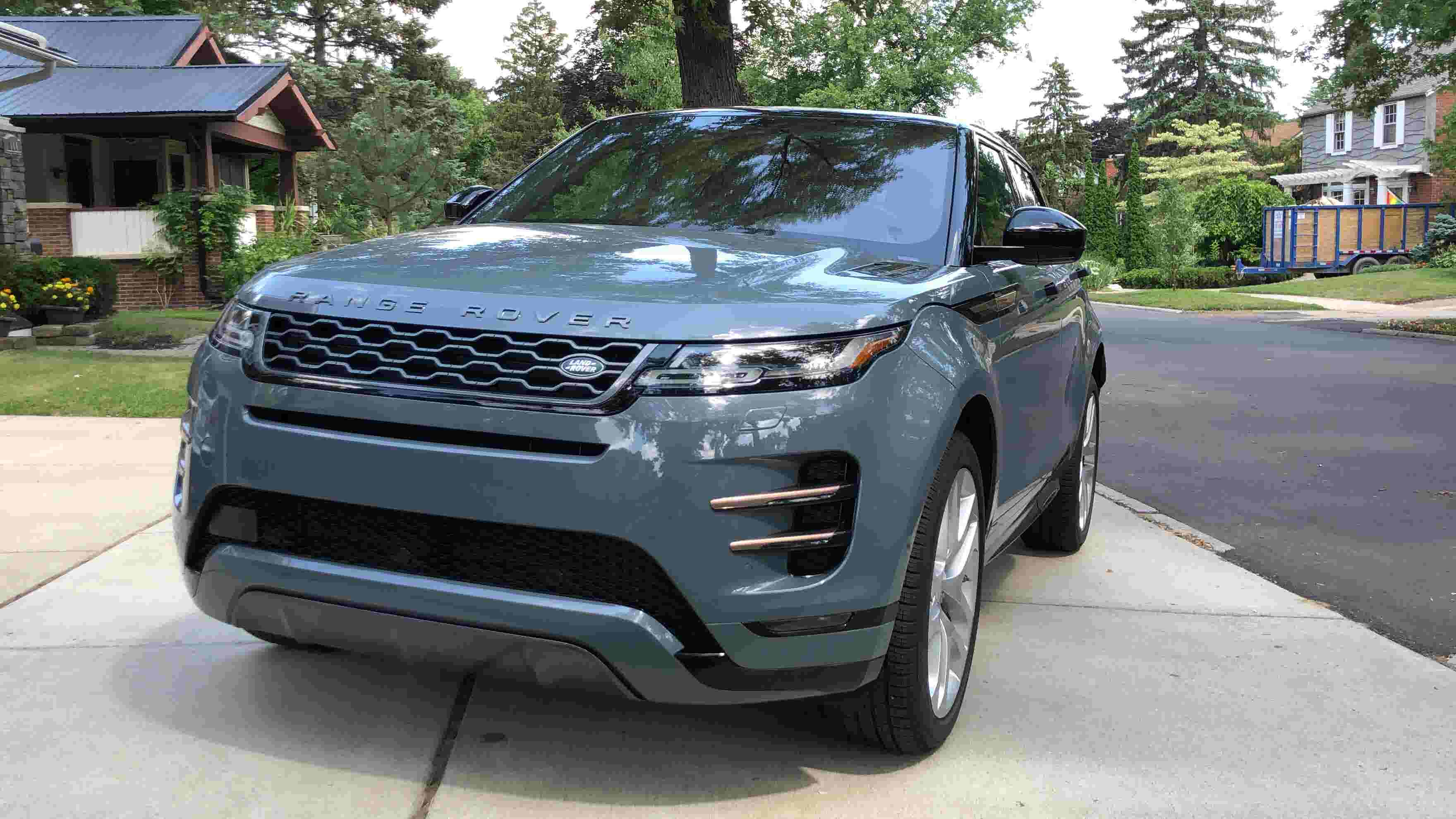 Best Off Road Suv 2020 Review: Pricey 2020 Range Rover Evoque has one 'maddening oversight'