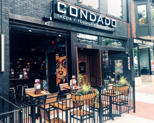 Condado Tacos on Main Street in downtown Royal Oak.