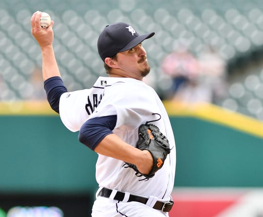 Tigers pitcher Blaine Hardy has opted for a platelet rich plasma injection, which will shut him down for the rest of the season.